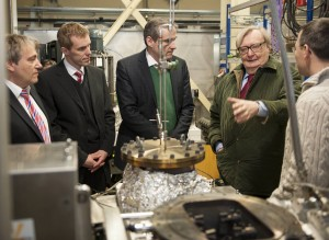 Karlsruhe Institute of Technology Demonstrating Hydrogen Fuel via Thermal Decomposition of Methane