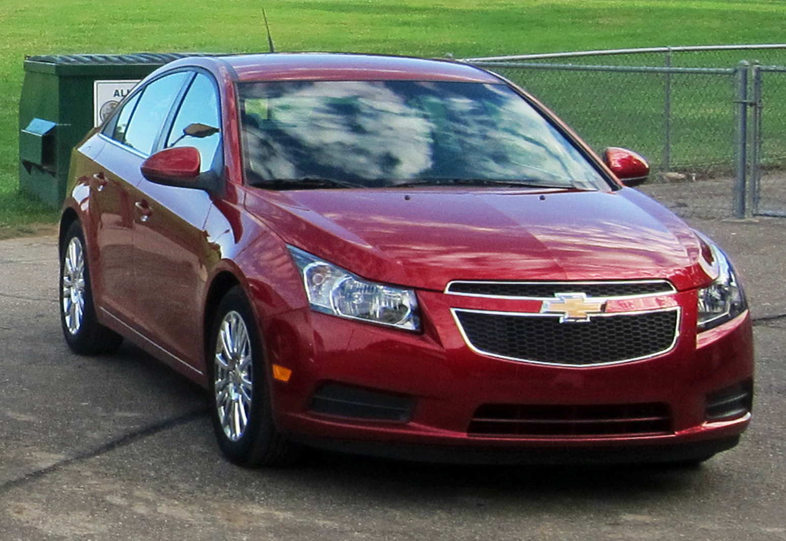 Chevy Cruze Turbo Diesel Fuel Economy Rated at 46MPG