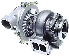 Turbochargers Combined with Smaller Engines Maintain Power While Increasing Fuel Economy