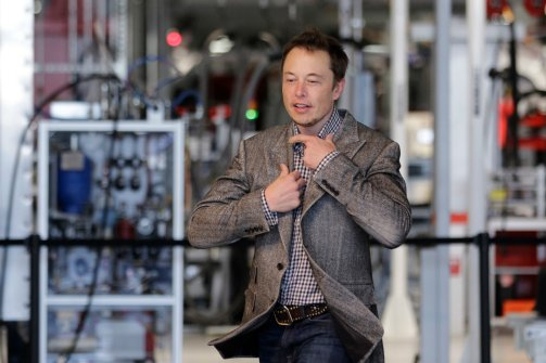 Elon Musk is happy today. His efforts paid off.