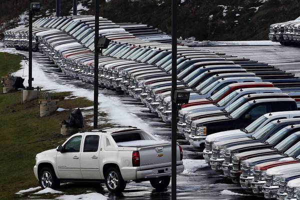 Housing Market, Not Fuel-Economy-Ignorance, Driving the Rise in Full-Size Truck Sales