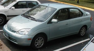 2001 Toyota Prius, Still Going Strong
