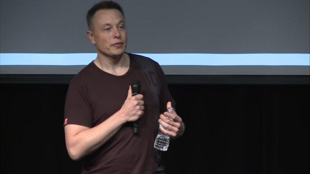 Tesla Motors' CEO Elon Musk on NADA Seeking to Block Tesla Stores in Various States