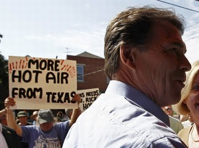 Rick Perry Hot Air