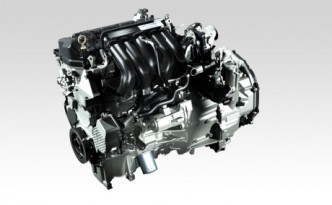 Honda Fit HEV's Compact 1.5ℓ Single-Motor Hybrid Drive