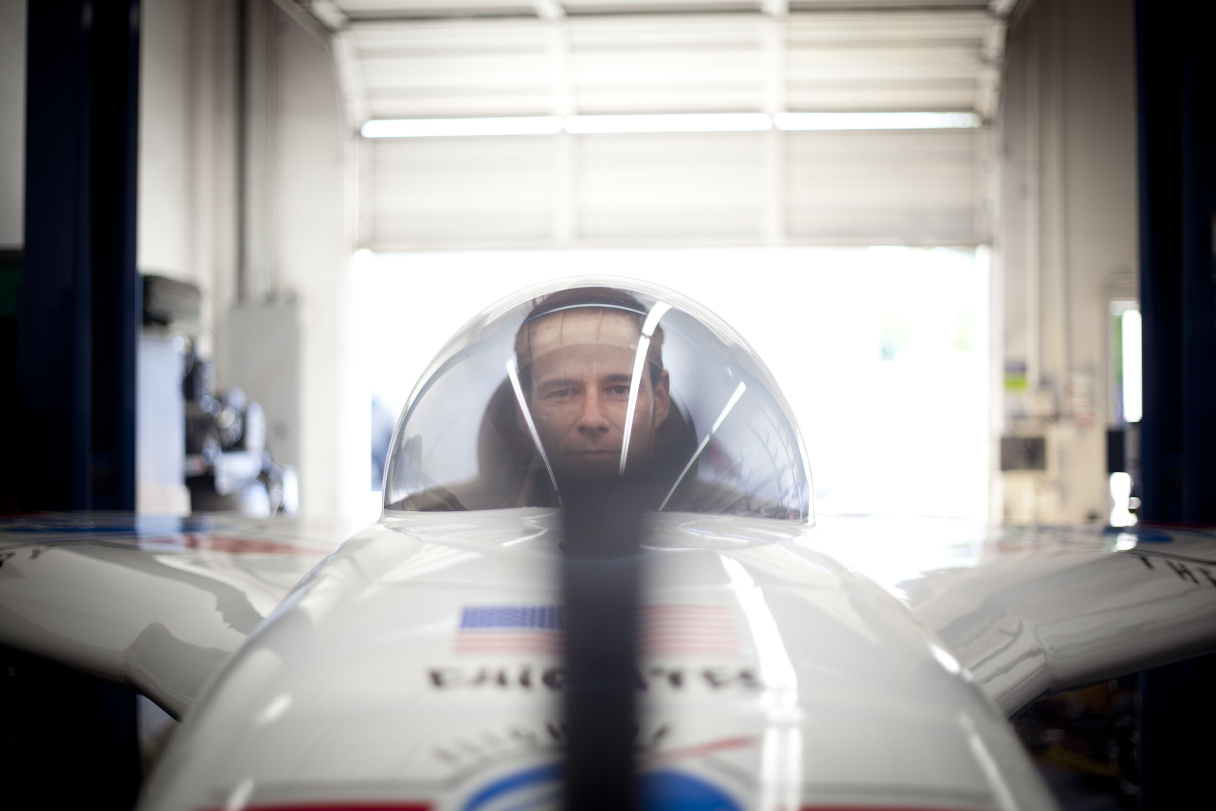 Chip Yates Wants to Fly Fast, Over the Atlantic Ocean, In an Electric Airplane