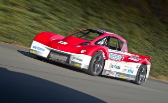 Mitsubishi's Pikes Peak Entry Renewed Interest in Developing More Hybrid Vehicle Technology for Consumers