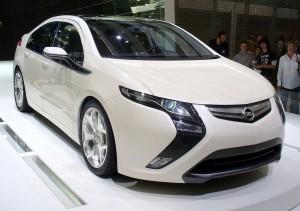 Opel Ampera Pricing Drops in Europe