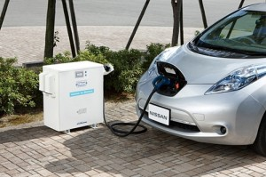 Electric Vehicle Power Station Socket Model is Dual-Purpose