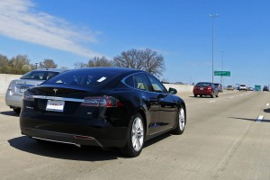 """Can the Tesla Model S Go Cross-Country? Elon Musk says, """"You Bet!"""""""
