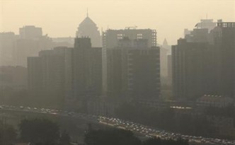 China's Air Pollution, Out of Hand