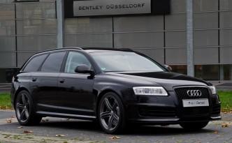 Audi A6 Avant has the Fuel Economy of a Toyota Matrix
