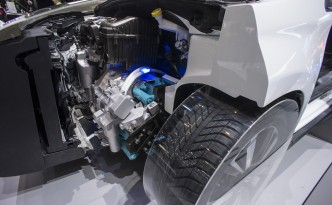 Peugeot 208 Air, a Hybrid Vehicle with No Battery