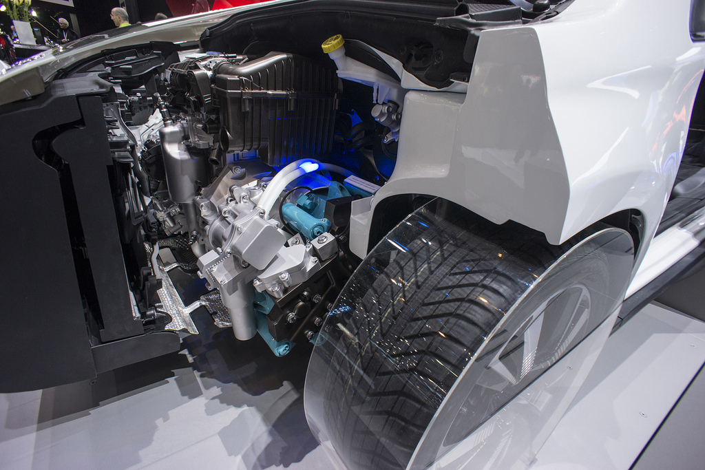 Peugeot 208 Air Hybrid Vehicle Goes Nearly One Hundred Miles Per Gallon