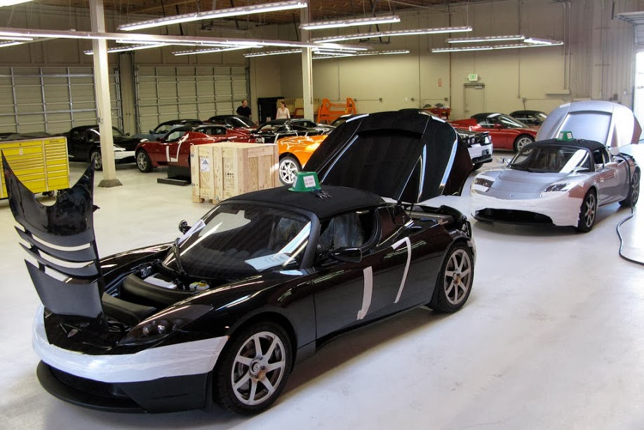 How Soon Will We See a Tesla Motors Battery Manufacturing ...