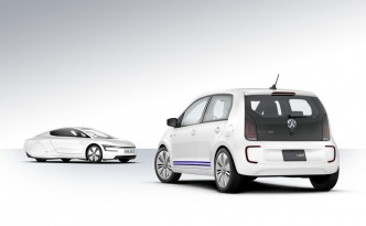 Volkswagen Twin-Up!, Second in the Hyper-Efficient Diesel Plug-In Hybrid Electric Vehicle Family
