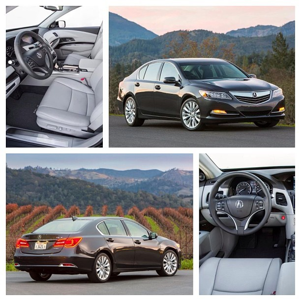 2013 Acura Rlx: 2014 Green Car Technology Award Nominee