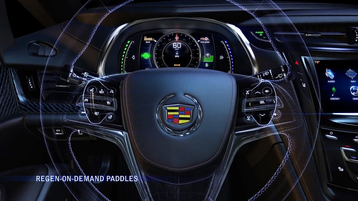 Cadillac ELR - Green Car Tech in Luxury Package