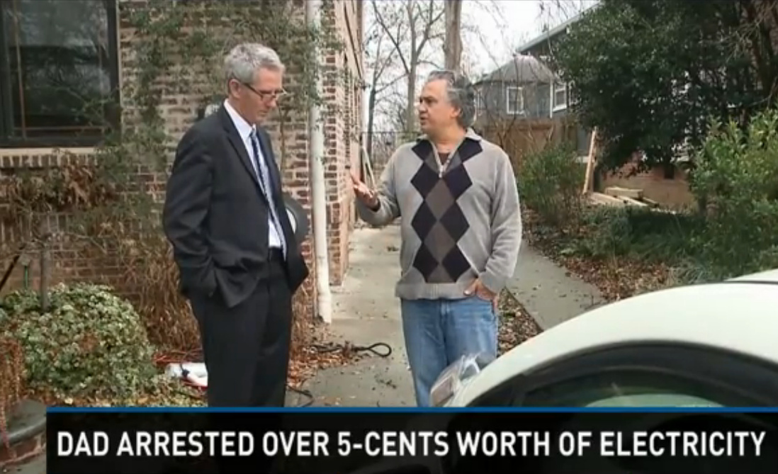 Nissan Leaf Owner Jailed For Electricity Theft