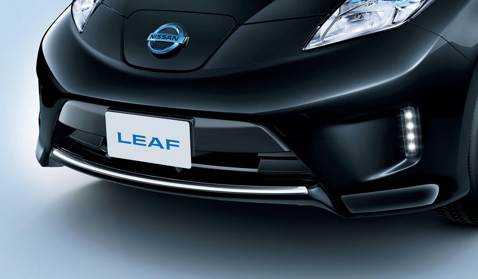 2014 Nissan Leaf, More Range + Higher Productionu003dMore Sales?