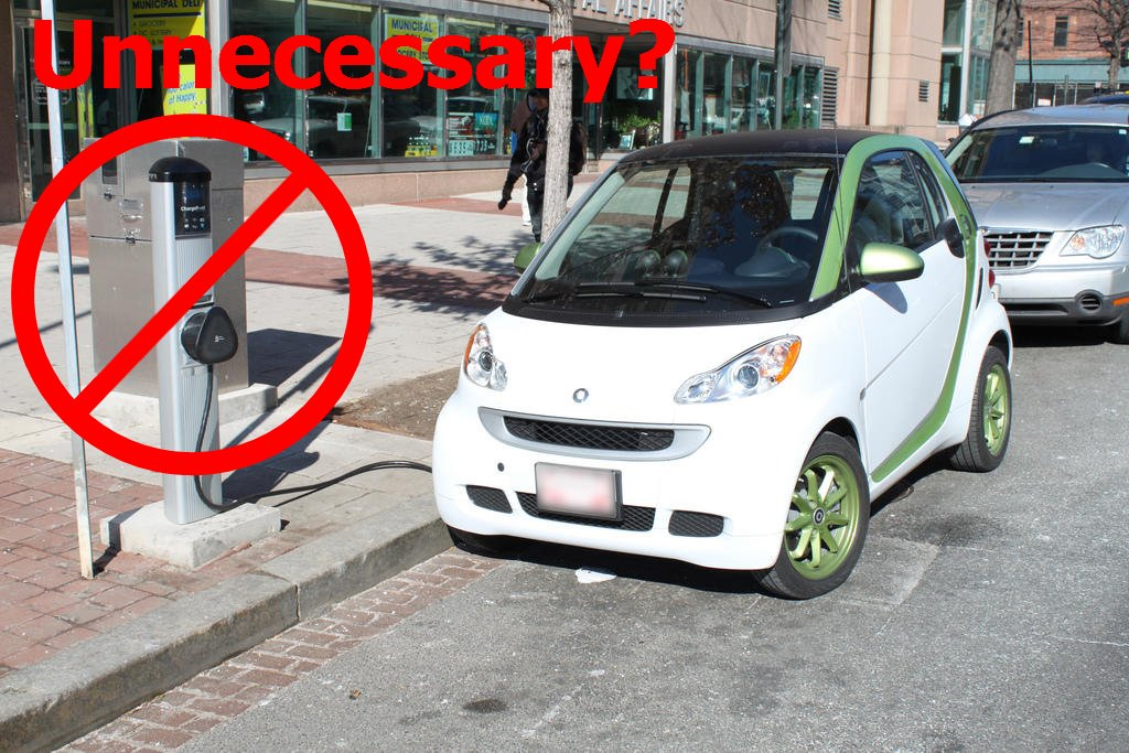 Public Access Electric Vehicle Charger Not Needed Says Bmw Exec