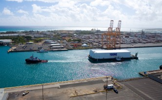 """""""Portable"""" Hydrogen Fuel Cell Container for Port of Honolulu"""
