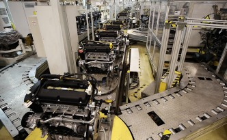 ENERGY STAR Star - General Motors Dongyue Engine Plant Reduced Energy Impact by 45%