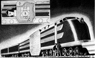 Could a Nuclear Locomotive Cut Emissions in the Transportation Sector?