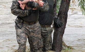 101st Soldiers use ÔClarksville flood experienceÕ to save Afghan lives