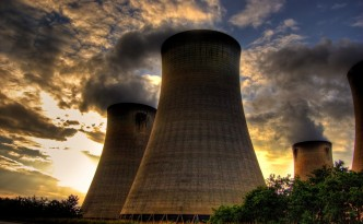 Could Decommissioned or even Functional Nuclear Reactor Cooling Towers Be Adapted to Generate Wind Power?