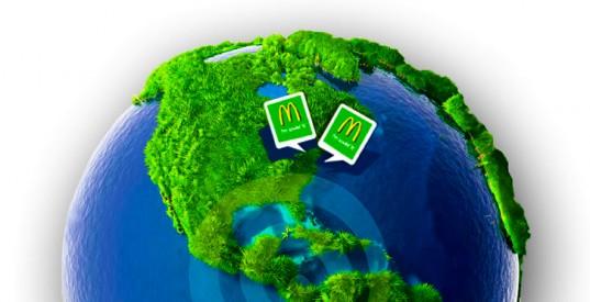 mcdonalds green marketing strategy