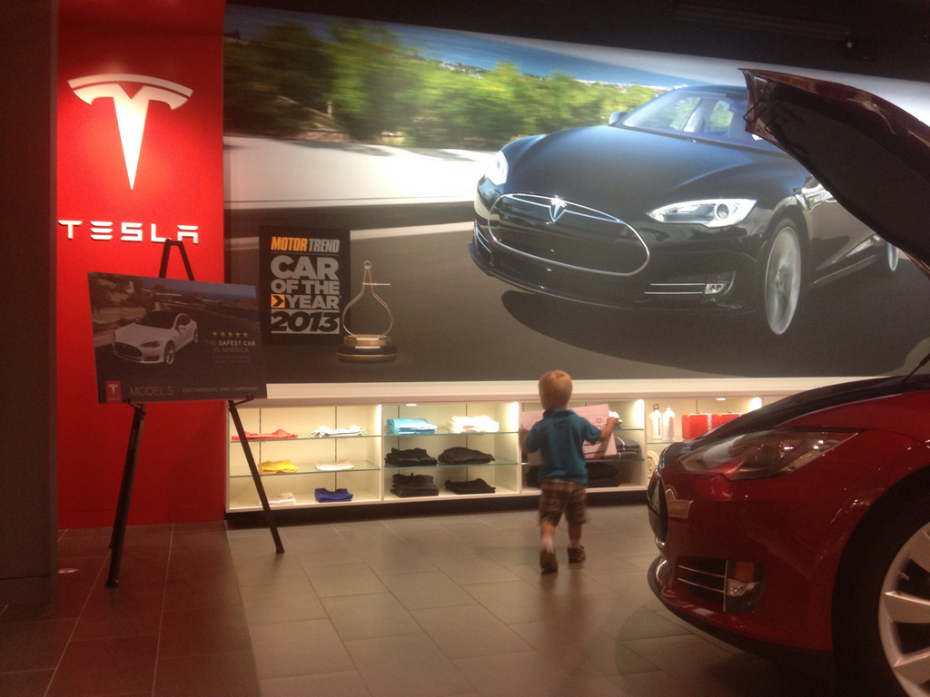 Dear Tesla Motors Fans You Have To Resolve This On State