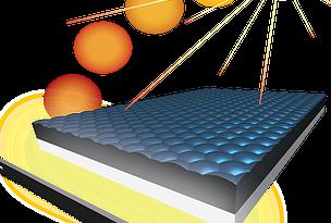 "Glint Photonics' Adaptive Solar Panel Coating Improves Efficiency by ""Tracking"" the Sun"