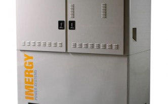 Imergy Power Systems' recovered-vanadium flow battery is less expensive than other renewable energy storage solutions.