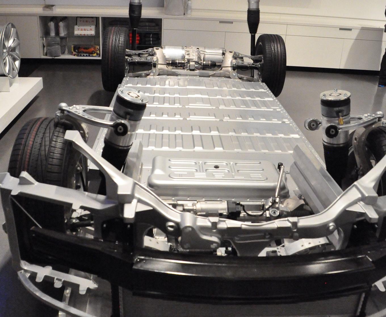 Tesla Model S Battery Swap Pilot Program - Online Soon in ...