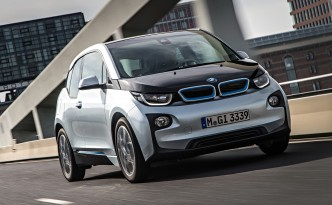BMW i3  ©2013 BMW of North America, LLC