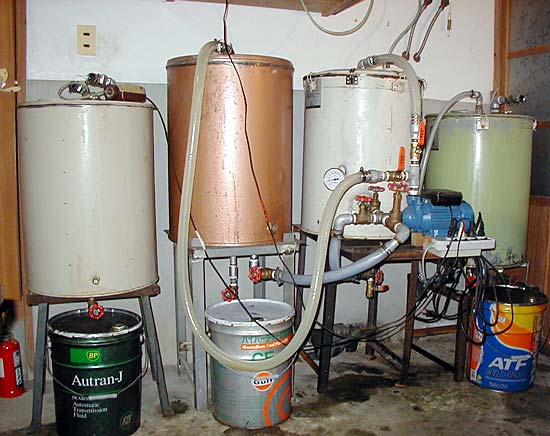 How to make your own biodiesel the green optimistic biodiesel processor solutioingenieria Images