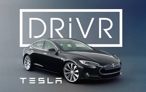 drivr-Tesla