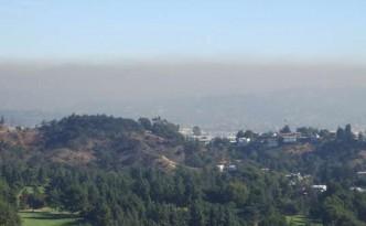 San Joaquin Valley smog