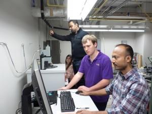 Louisiana State University researchers