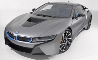 BMW i8 - Luxury, Performance, Efficiency