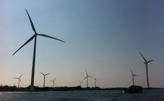jeju wind turbines