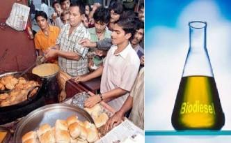 Biodiesel from Street Kitchen Oil