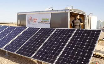 Solar-Powered Desalination technology. Image (c): USAID