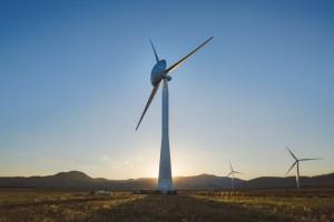 GE's EcoROTR, a UFO shaped Dome, Improves Wind Turbine Performance.