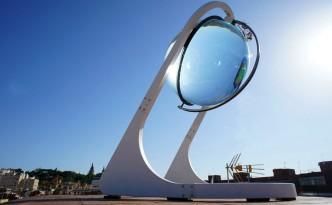 beta-ray-solar-energy-collector