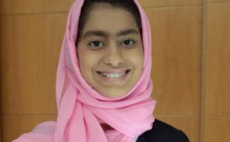 Fatima Al Kaabi invents solar bag that can charge electronic gadgets, power lights and fan for trekkers
