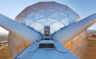 EcoROTR fixed to Wind turbine