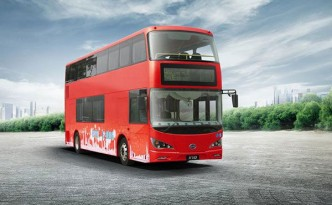 London's First Electric Bus Announced