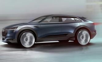 Audi e-tron Quattro Concept All-Electric SUV Set for 2018 Production